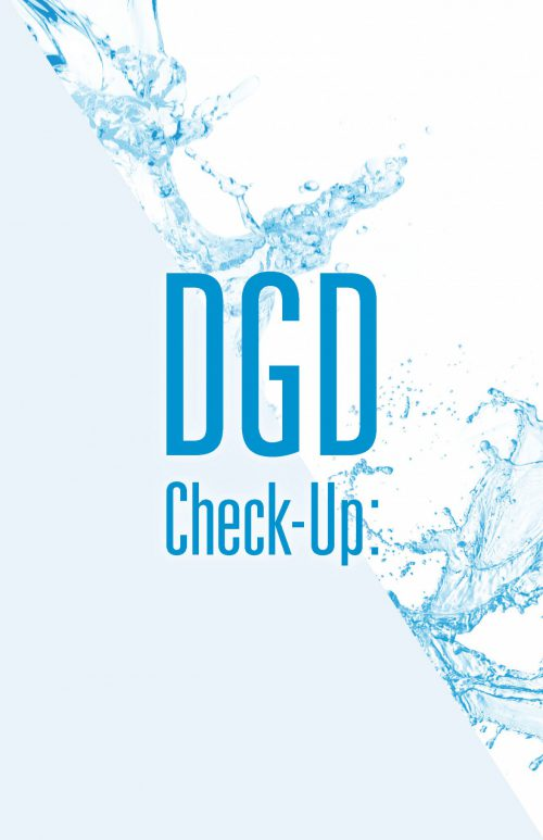 DGD Checkup -2016 - cover