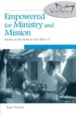 Empowered for Ministry and Mission0001