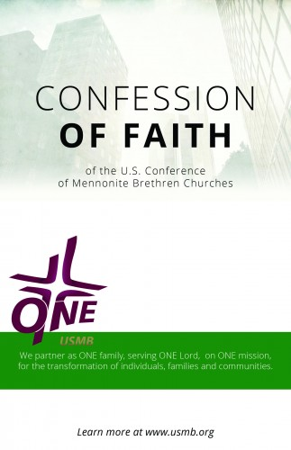 Confession of Faith (USMB) - Kindred Productions