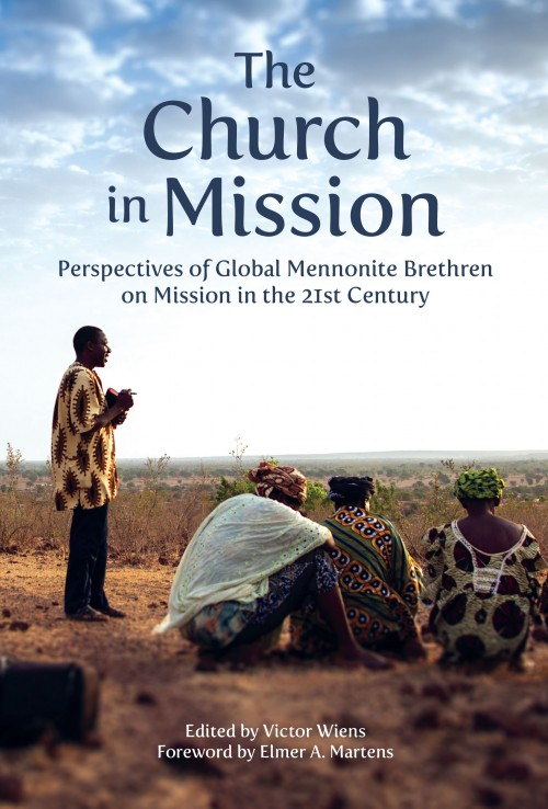 The Church In Mission Book Cover may 21