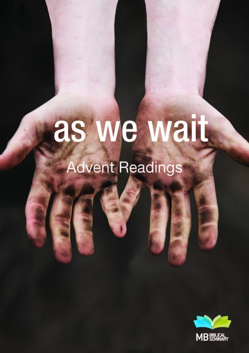 Advent 2016 Cover - as we wait