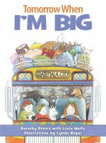Tomorrow When I'm Big - Front COVER