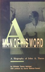 A Man of His Word cover
